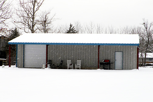 Steel Building Snow Loads - Part 1 | Heritage Building Systems